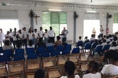 16.Servants d'autel à Ducos