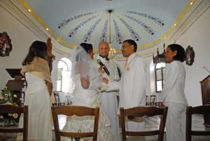 Mariage de Micheline et Jean-Marc